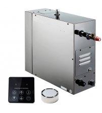 Tvaika ģenerators SteamTec Ksa Elegance, melns