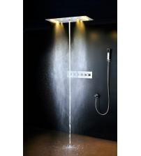 Steamtec Tolo lietaus dušas, 380x700 mm