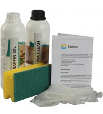 Stelon sauna care set