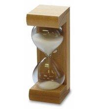 Saunia smėlio laikrodis