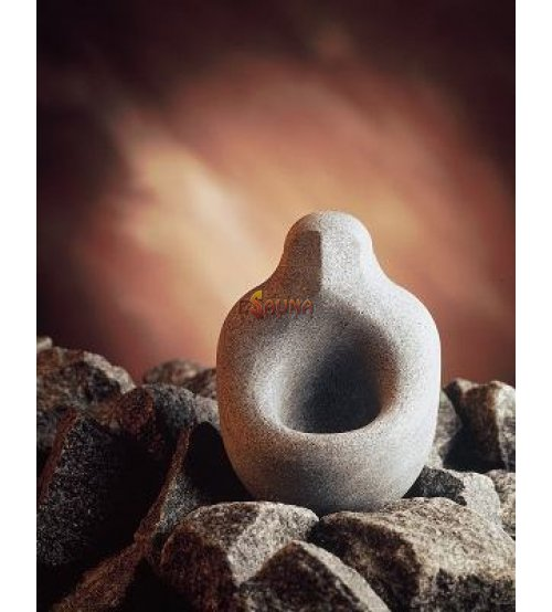 Stone bowl to odors Löylynhenki