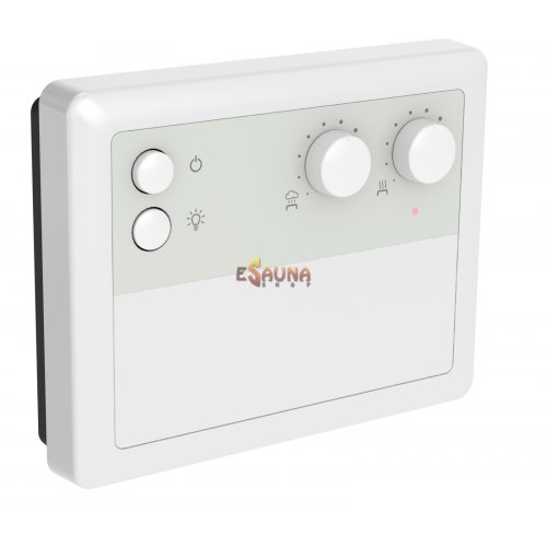 Harvia Senlog COMBI CF9C control panel
