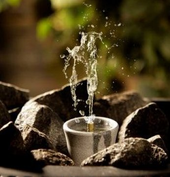 """Stone bowl to odors  """"S.."""
