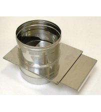 Damper Stainless Steel (with sliding element)