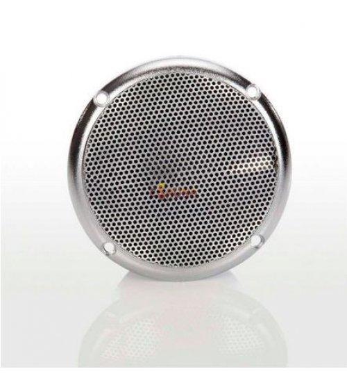 Lautsprecher silber