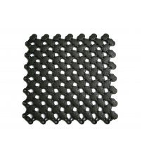 Floor mat made of PVC 20 x 20 cm