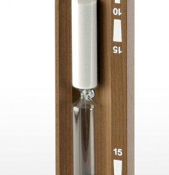 Sandglass pour sauna..