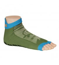 Non-slip swim socks Sweakers Green