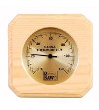 Een rechthoekige thermometer 220-TP
