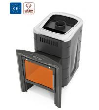 Malkinė pirties krosnelė - TMF Compact 2017 Vitra Inox