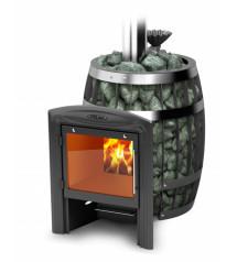 Malkinė pirties krosnelė - TMF Sayany II Carbon Vitra, 36001