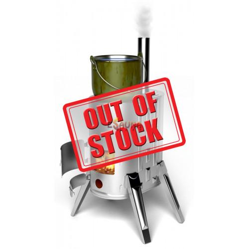 TMF Duplet-1 Inox in Woodburning heaters on Esaunashop.com online sauna store