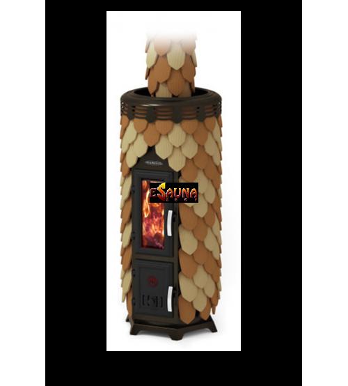 Воздухонагреватель твердотопливный TMF Centa Pangolina, 10кВт, 150м3, 45401