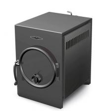 TMF Normal-1 (6 kW) kieto kuro oro šildytuvas, antracitas