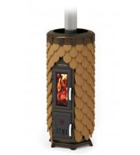 Vaste brandstof luchtverwarmer TMF Centa Pangolin Light, 10kW, 150m3, 45403
