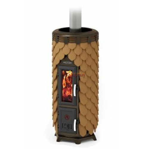 Riscaldatore d'aria a combustibile solido TMF Centa Pangolin Light, 10kW, 150m3, 45403