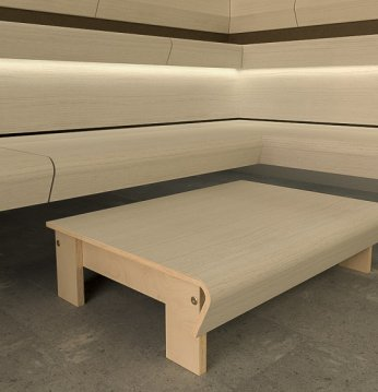 Taive bench..