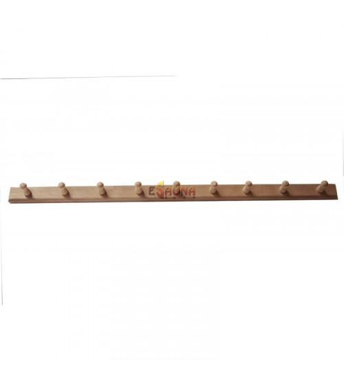 Вешалка, 9 крючков