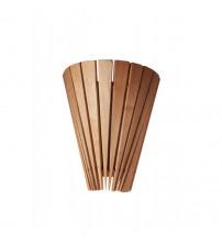 Corner lampshade, harp triangle