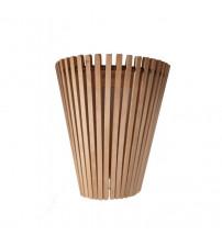 Væglampeskærm, harpe