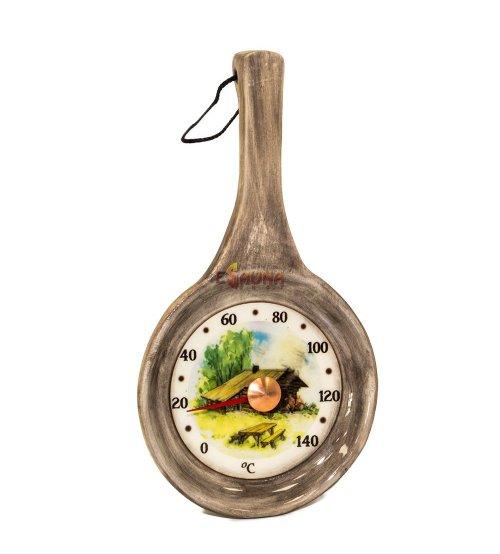 Pirties keraminis termometras