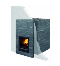 Sauna woodburning stove - Tulikivi Kinos 20 S1