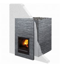 Sauna woodburning stove - Tulikivi Kinos 20 S3
