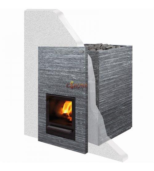 Stufa a legna sauna - Tulikivi Kinos 20 S3