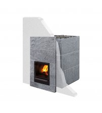 Печка за изгаряне на дърва за сауна - Tulikivi Kinos 20 S4