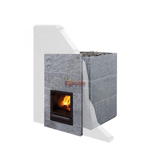Estufa de leña para sauna - Tulikivi Kinos 20 S4