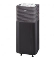 Sauna stove Tulikivi Huurre integrated, black, 10,5 kW