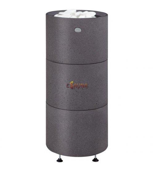 Elektrische Saunaofen Tulikivi Kuura 1, schwarz