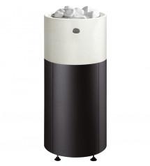 Pirts krāsns Tulikivi Kuura 1 integrēta, balta, 10,5 kW