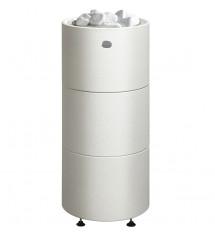 Peč za savno Tulikivi Kuura 1, bela, 10,5 kW