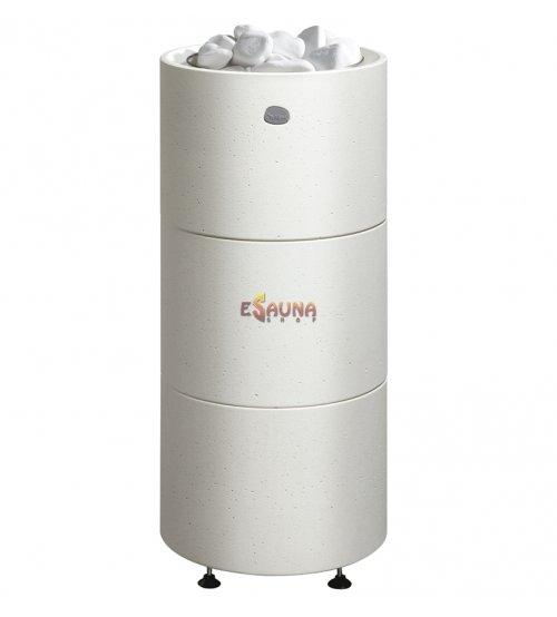Elektrische Saunaofen Tulikivi Kuura 1, Weiß, 9.0 kW
