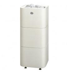Sauna stove Tulikivi Kuura 2, white, 10.5 kW