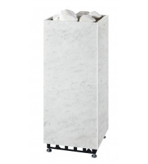 Estufa de sauna Tulikivi Rae, blanca, 10,5 kW