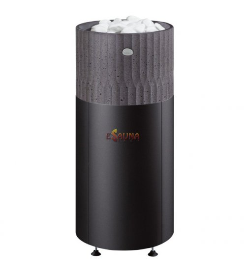 Elektrinė pirties krosnelė Tulikivi Riite integrated, juoda