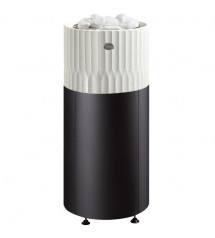 Estufa de sauna Tulikivi Riite integrada, blanca, 10,5 kW