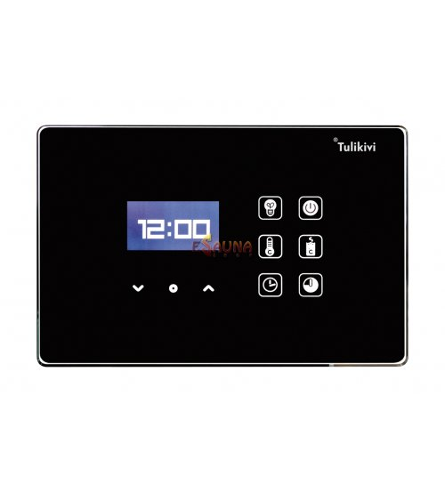 Control unit Tulikivi Touch Screen