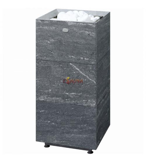 Calentador de sauna eléctrico Tulikivi Tuisku Nobile sin panel de control