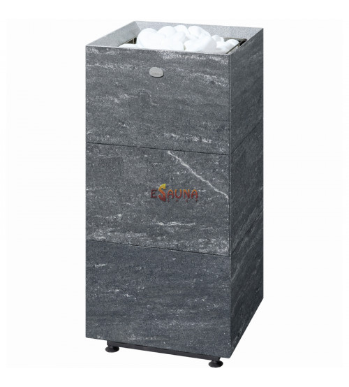 Elektrisk saunavarmer Tulikivi Tuisku Nobile uden kontrolpanel