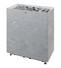 Calentador de sauna eléctrico Tulikivi Tuisku XL Rigata sin panel de control