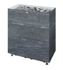 Elektrisk saunavarmer Tulikivi Tuisku XL Nobile uden kontrolpanel