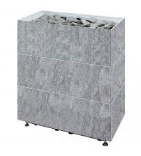 Stufa elettrica per sauna Tulikivi Tuisku XL TBH senza pannello di controllo
