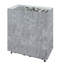 Elektrisk saunavarmer Tulikivi Tuisku XL TBH uden kontrolpanel