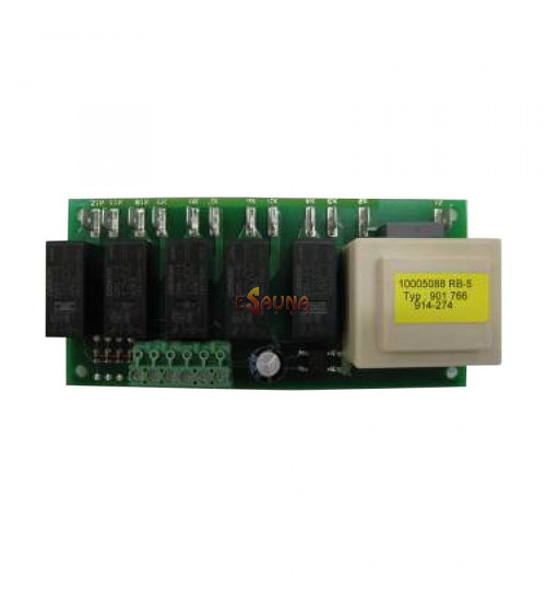 Tylo circuitcard RB-5 (RB30 / RB60 / SE)