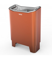Poêle de sauna électrique - Tylö Expression 10, cuivre