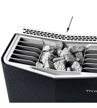 Steam distributor for Tylö Sense Commercial heaters