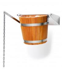 "TYLÖHELO ""cold shower"" bucket"